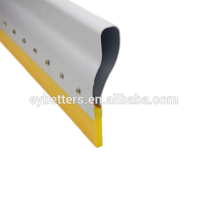 High quality screen printing squeegee blade aluminum handle for printing