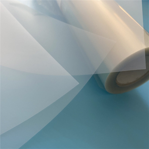 silk screen printing waterproof transparent pet inkjet film roll